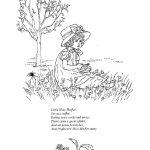 Mother Goose Nursery Rhymes Coloring Pages | Free Coloring Pages   Free Printable Mother Goose Nursery Rhymes