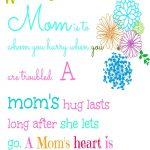 Mothers Day Free Printable | Mothers Day | Mother's Day Printables   Free Printable Mothers Day Poems