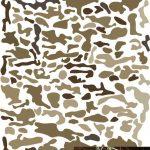 Multicam Pattern Stencils | Stencil | Camo Stencil, Cricut Stencils   Free Printable Camouflage Stencils
