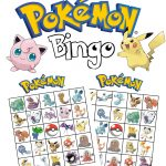 Musings Of An Average Mom: Pokemon Bingo   Free Printable Pictures Of Pokemon
