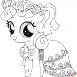 My Little Pony Coloring Pages | Free Coloring Pages   Free Printable Coloring Pages Of My Little Pony