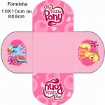 My Little Pony In Pink Free Printable Kit.   Oh My Fiesta! For Geeks   My Little Pony Free Printables