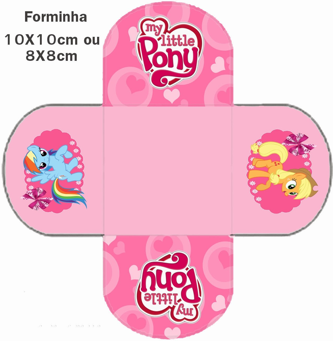My Little Pony In Pink Free Printable Kit. - Oh My Fiesta! For Geeks - My Little Pony Free Printables