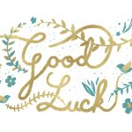 Natural Luck   Good Luck Card (Free) | Greetings Island   Free Printable Good Luck Cards