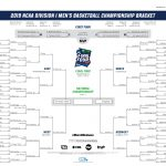 Ncaa Bracket 2019: Printable March Madness Bracket .pdf | Ncaa   Free Printable March Madness Bracket