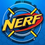 Nerf Symbol | Nerf Mission Ap P Ios / Games | Nerf Party In 2019   Free Printable Nerf Logo