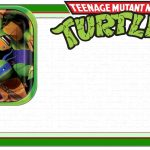 Ninja Turtle Invitation Template | Coolest Invitation Templates   Free Printable Ninja Turtle Birthday Invitations