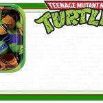 Ninja Turtle Invitation Template | Coolest Invitation Templates   Free Printable Tmnt Birthday Party Invitations
