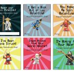 Ninjago Valentine's Free Printable   Over The Big Moon   Free Printable Ninjago Valentine Cards