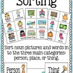 Noun Sort   Person, Animal, Place, Or Thing? | Literacy   Amanda's   Free Printable Noun Picture Cards