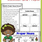 Nouns Common And Proper | Grammar | Common, Proper Nouns, Proper   Free Printable Noun Picture Cards