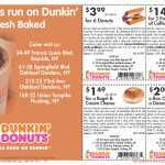 Online Free Dunkin Donuts Coupons Coffee   Free Coffee Coupons Printable
