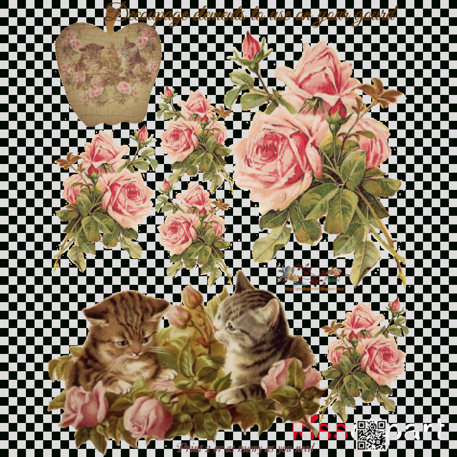 Paper, Collage, Drawing, Transparent Png Image & Clipart Free Download - Free Printable Decoupage Images