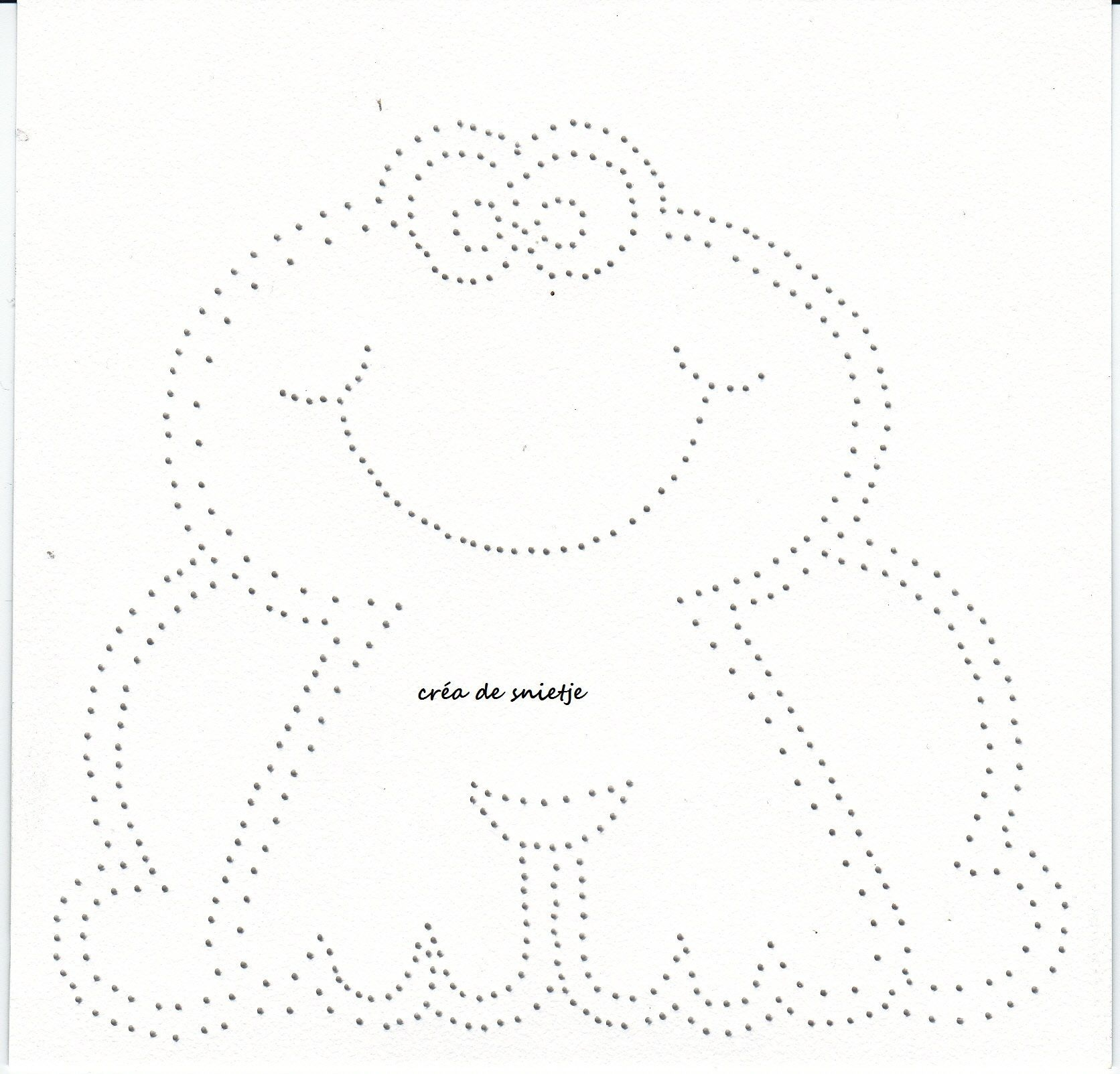 Paper Embroidery Templates. Embroidery On Paper Templates Embroidery - Free Printable Paper Pricking Patterns