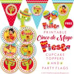 Party Planning: Free Mexican Fiesta Party Decorations   Free Printable Mexican Party Decorations
