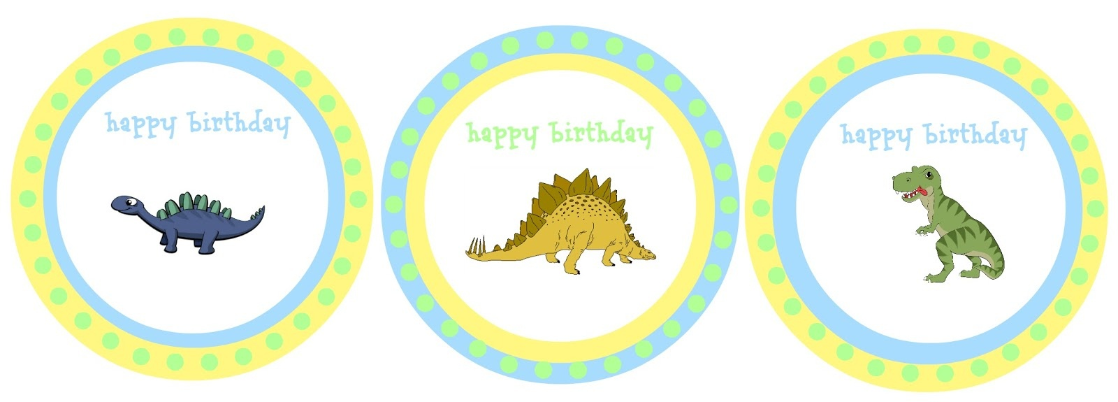Party With Dinosaurs - Dinosaur Themed Birthday Party - Free Printable Dinosaur Birthday Banner
