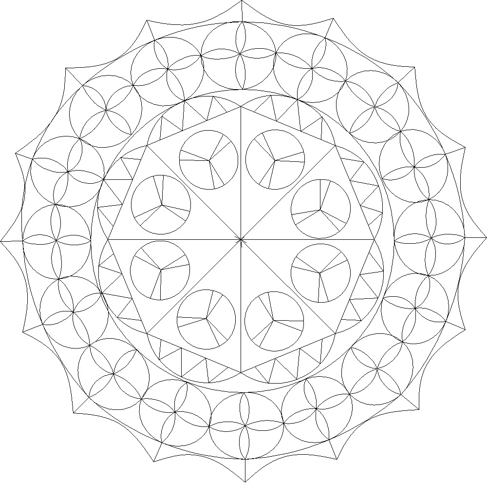Pattern Wizard - Ezcarving - Free Printable Chip Carving Patterns