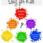 Personality Test For Kids: Take The Free Quiz Today! | Homeschooling   Free Printable Personality Test For High School Students