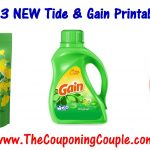 Pgeveryday New Gain Voucher 1 Off Any Gain Product Liquid Laundry   Free Printable Gain Laundry Detergent Coupons