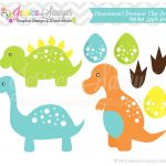 Photo : Dinosaur Baby Shower Decoration Image   Free Printable Dinosaur Baby Shower Invitations