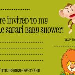 Photo : Dinosaur Baby Shower Sayings Image   Free Printable Dinosaur Baby Shower Invitations