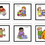 Picture Cards For Nonverbal Children | Free Printable Visual   Free Printable Picture Schedule For Preschool