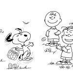 Pinaaron Mickelburough On Aaron | Easter Coloring Pages   Free Printable Charlie Brown Halloween Coloring Pages