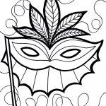Pinelyssanda Desertsong On Embroidery Inspiration | Coloring   Free Printable Mardi Gras Masks