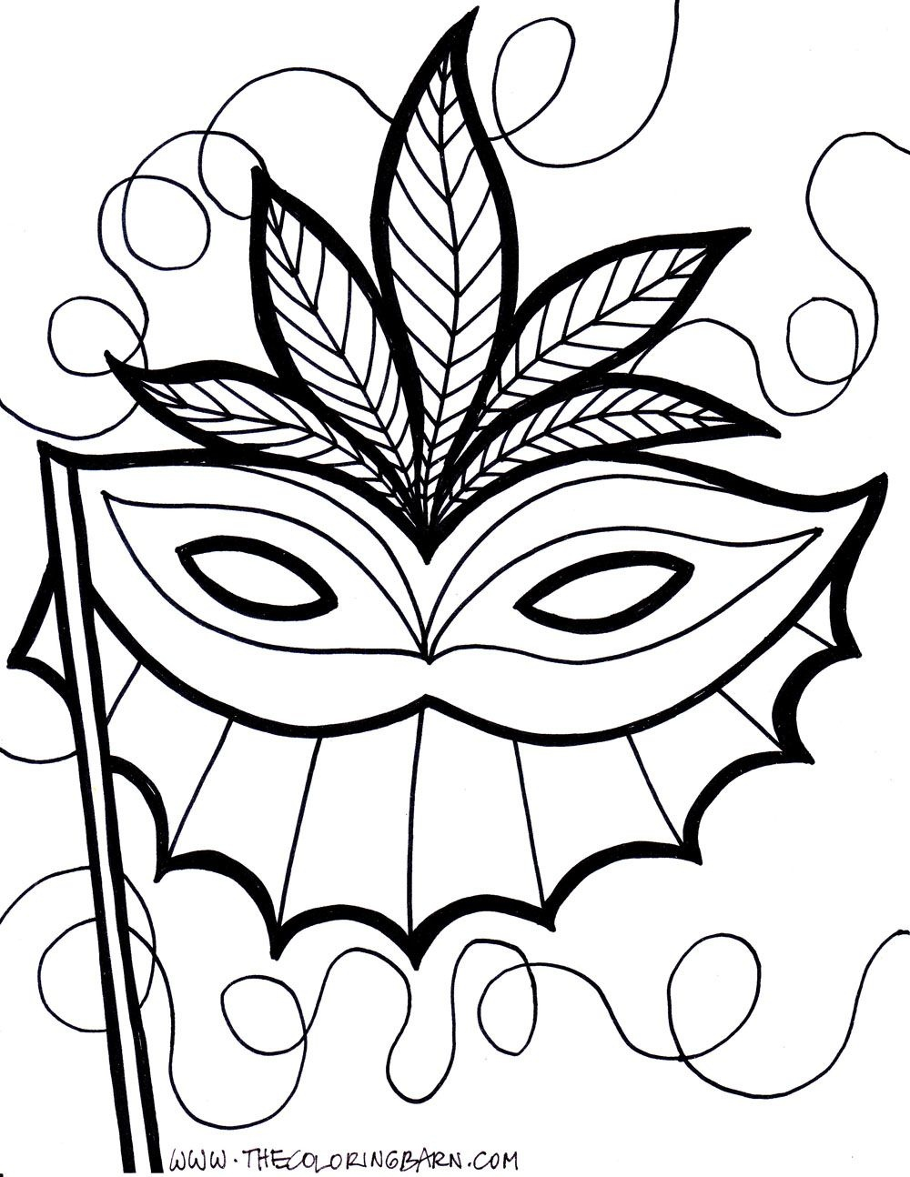 Pinelyssanda Desertsong On Embroidery Inspiration | Mardi Gras - Mardi Gras Coloring Pages Free Printable