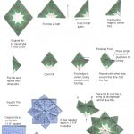 Pinjane Martin On Teabag Folding | Origami Diagrams, Origami   Free Printable Tea Bag Folding Patterns
