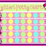 Pinstephanie French On Maddy Fun! | Printable Potty Chart, Potty   Free Printable Minnie Mouse Potty Training Chart
