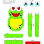 Pintammy Strickler On Printables | Frog Crafts Preschool, Frog   Free Printable Crafts For Preschoolers