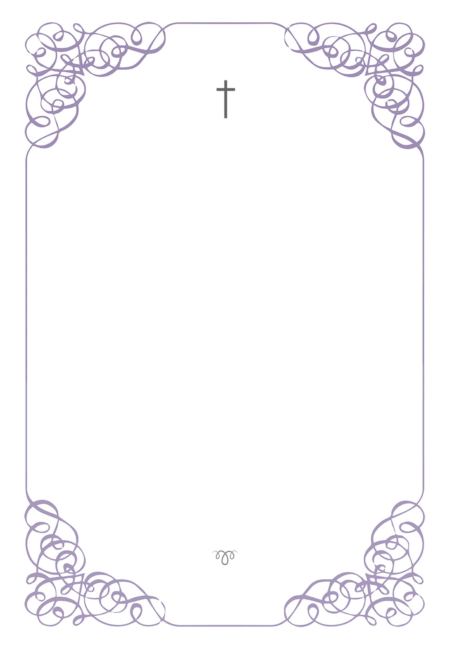 Pinterest - Free Printable First Communion Invitation Cards