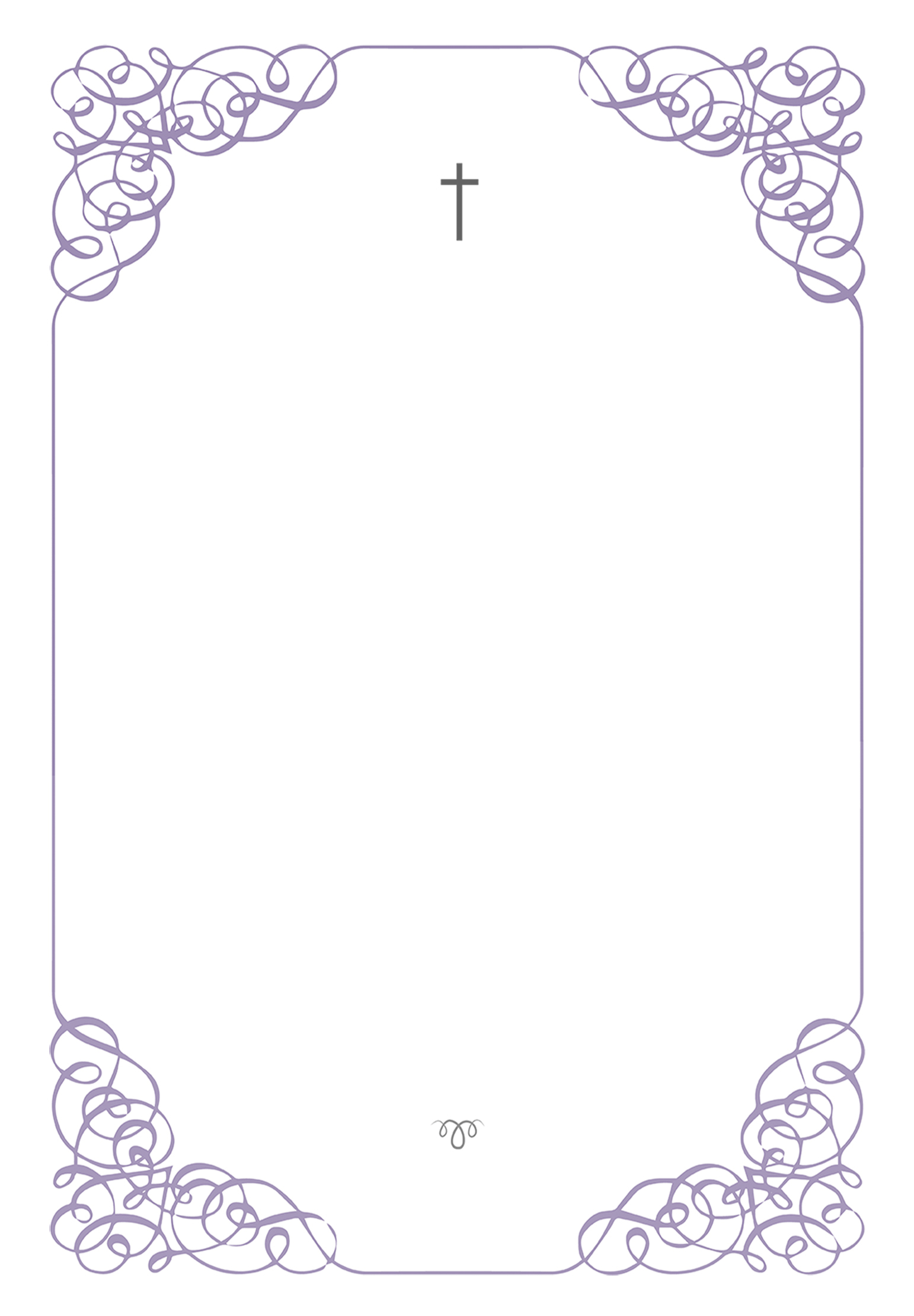 Pinterest - Free Printable First Communion Invitation Templates