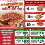 Pizza Coupons Codes   New Store Deals   Free Printable Round Table Pizza Coupons