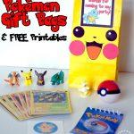 Pokémon Gift Bags & Free Printables   The Scrap Shoppe   Free Printable Pokemon Thank You Tags