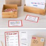 Post Office Dramatic Play Area | B&b : Plays Pretend | Dramatic Play   Post Office Dramatic Play Free Printables