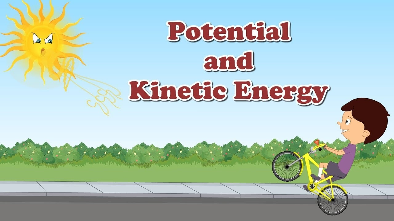 Potential And Kinetic Energy For Kids | #aumsum - Youtube - Free Printable Worksheets On Potential And Kinetic Energy