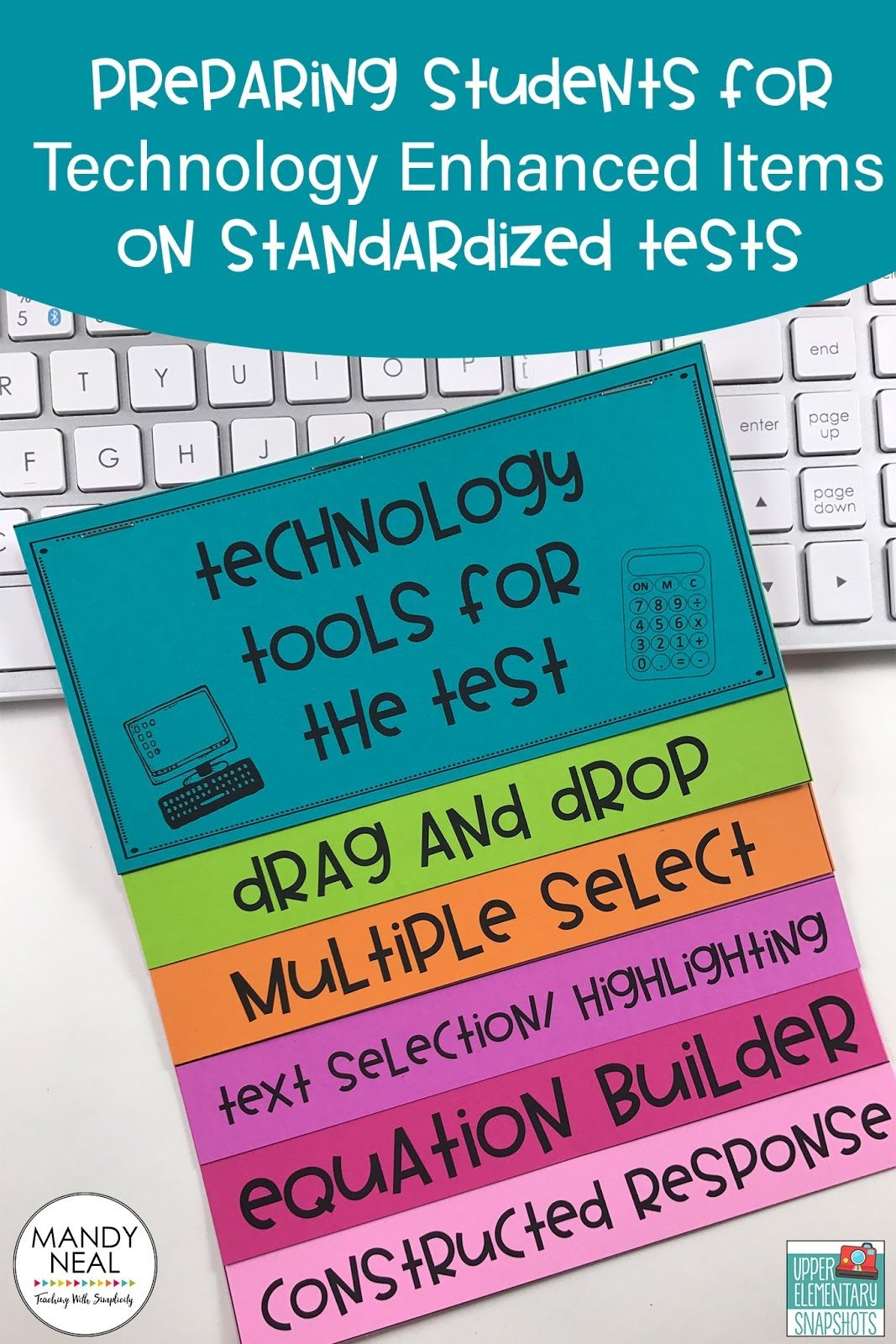 Preparing Students For Technology Enhanced Items On Standardized - Free Printable Computer Lab Posters