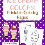 Preschool Worksheets: Printable Ice Cream Preschool Worksheets   Free Printable Ice Cream Worksheets