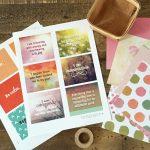 Printable Affirmation Cards: Pamper Your Self Esteem   Tinselbox   Free Printable Affirmation Cards