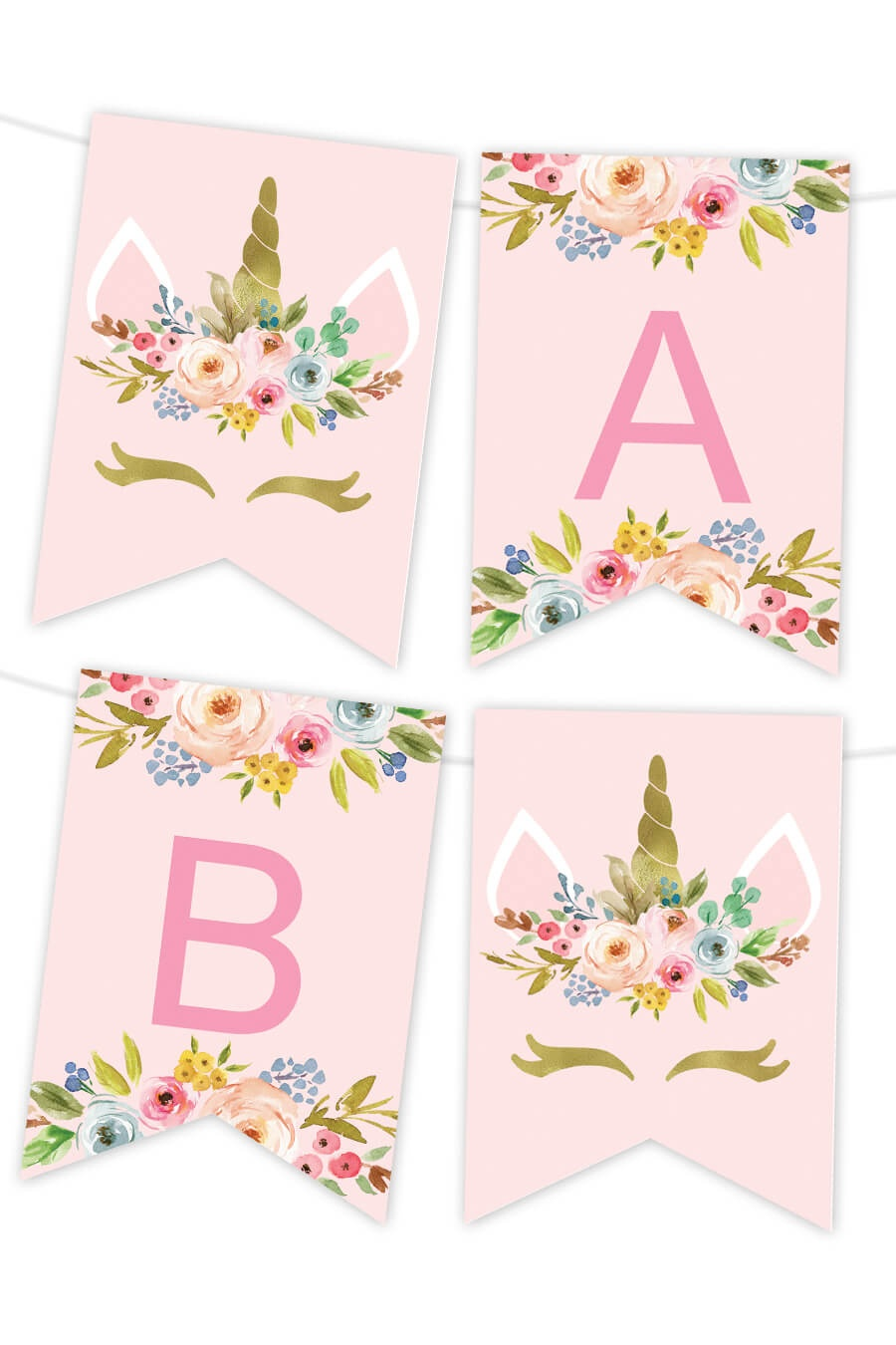 Printable Banners - Make Your Own Banners With Our Printable Templates - Free Printable Banners