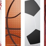 Printable Bookmarks: Sports | Free Printable Bookmarks | Bookmarks   Free Printable Sports Bookmarks