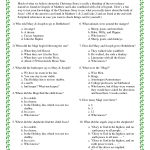Printable Christmas Trivia Questions And Answers | Christmas Party   Free Christmas Picture Quiz Questions And Answers Printable