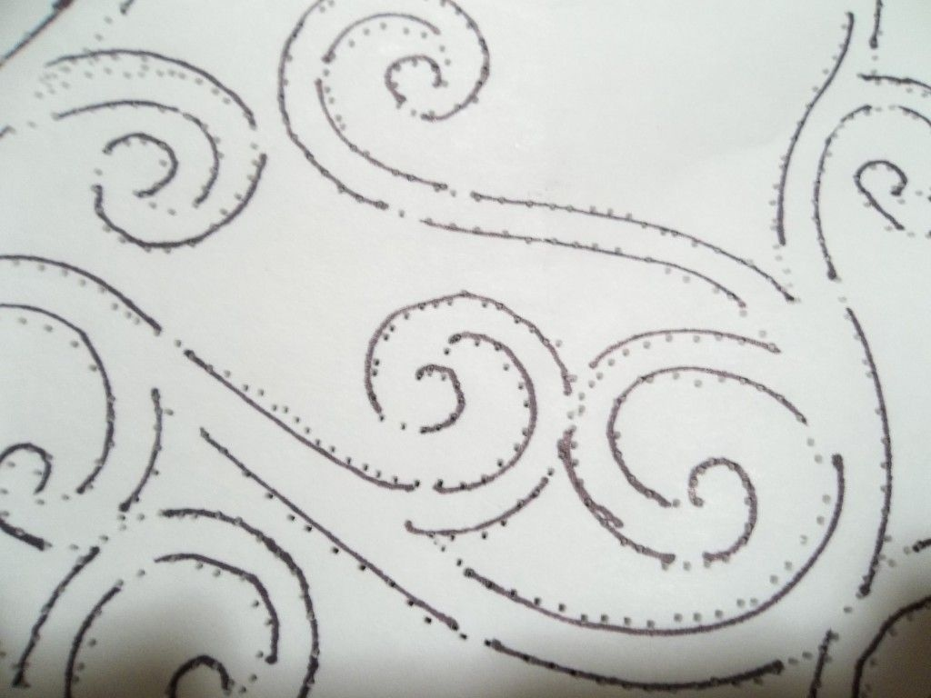 Printable Continuous Line Quilting Patterns | Easy Free Motion - Free Printable Quilting Stencils
