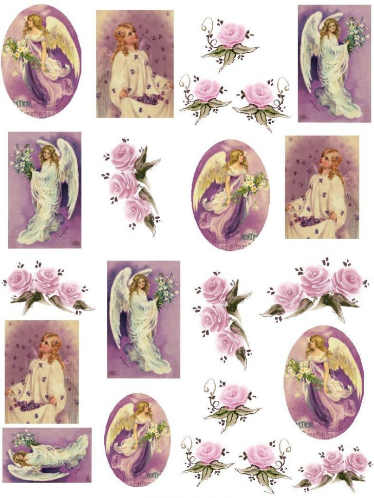 Free Printable Decoupage Images