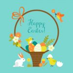 Printable Easter Card And Gift Tag Templates | Reader's Digest   Free Printable Easter Card Inserts