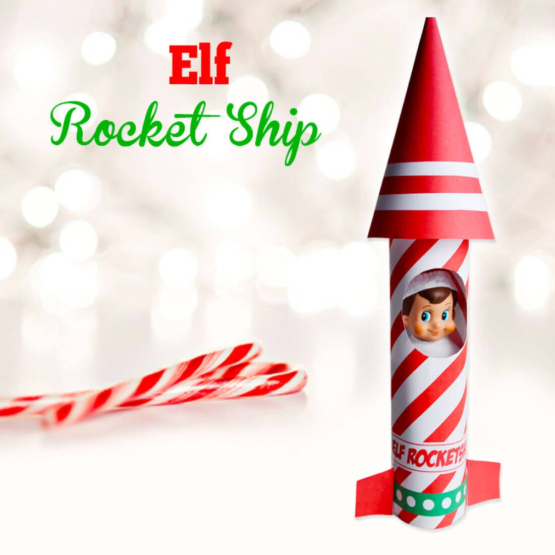 Printable Elf On The Shelf Ideas - Elf On The Shelf Kissing Booth Free Printable