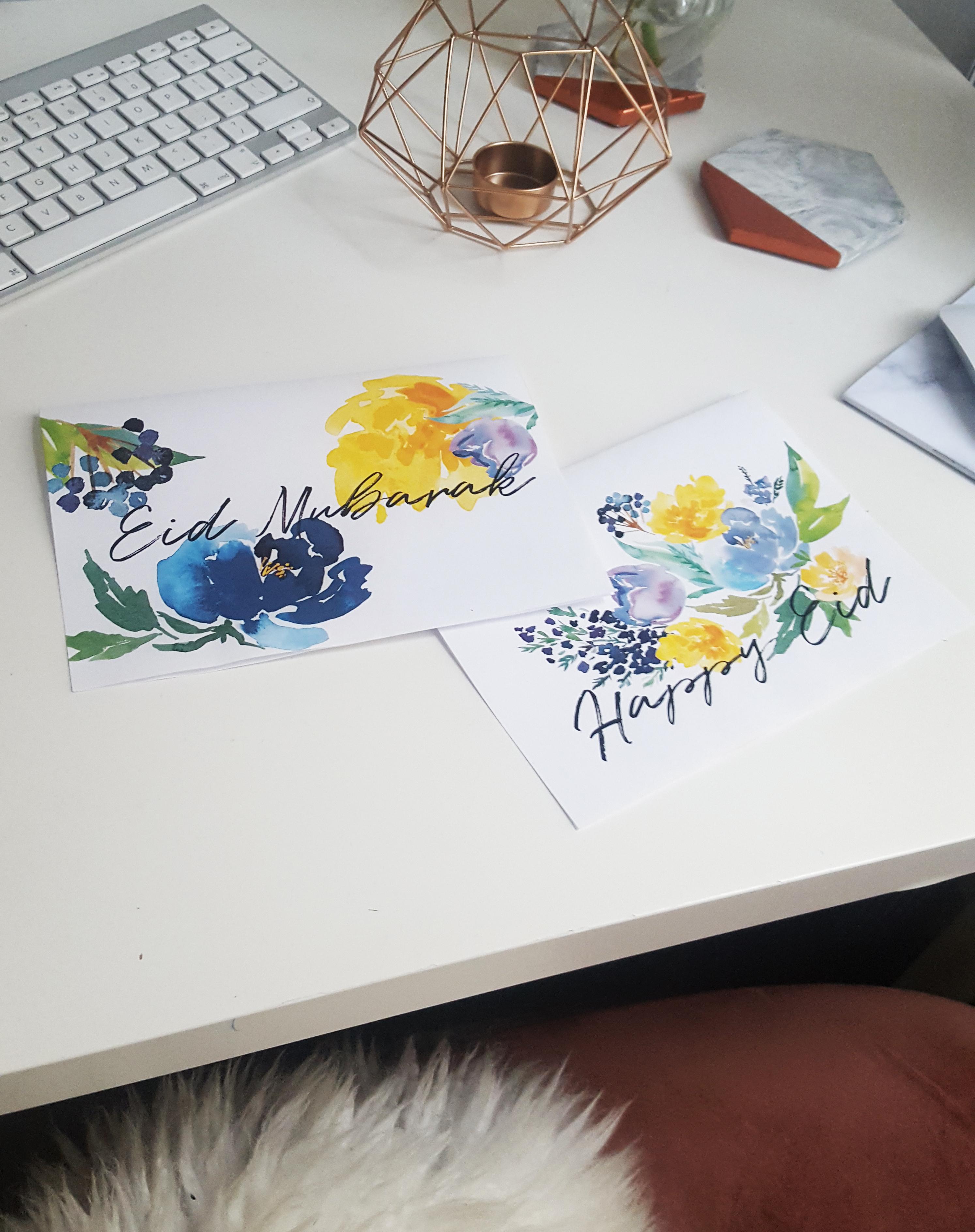 Printable Free Eid Cards - Step Inside My Handbag - Eid Cards Free Printable