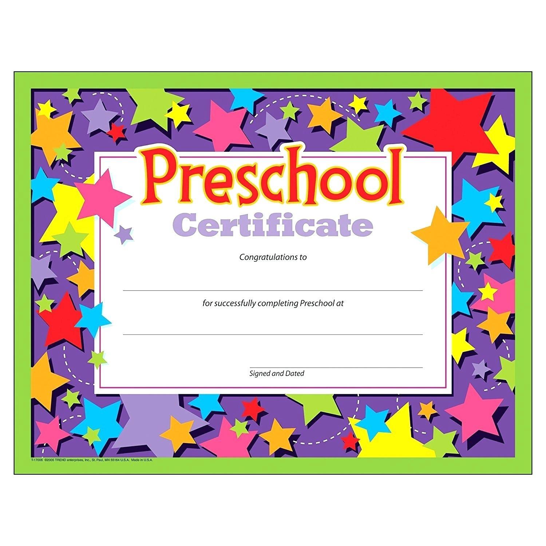 Printable Graduation Certificates – Androidstarter.club - Preschool Graduation Diploma Free Printable